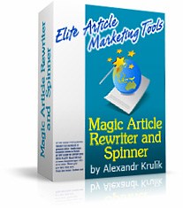 magic article rewriter and spinner